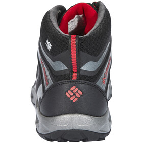 Columbia Ventralia 3 Mid Outdry Miehet kengät , harmaa/musta